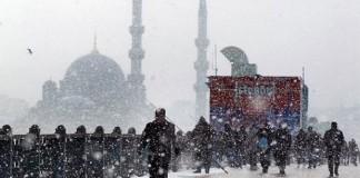 İstanbullu'lar Yoğun Kar Yağışına Hazır Olun!