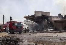 Kamışlı'da Bomba Patladı: 5 Ölü Var!