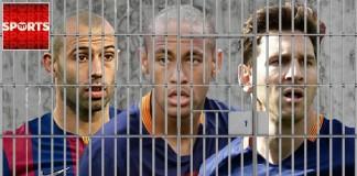 Mascherano'ya Hapishane Yolu Gözüktü!
