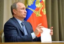 Putin Kısıtladı!
