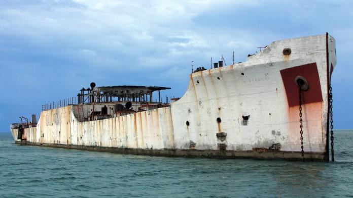 Çelik Kıtlığı Beton Gemi Yaptırdı!