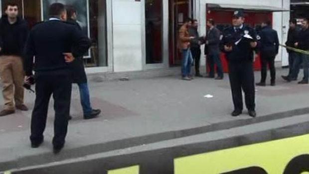 İstanbul Polisi'ni Alarma Geçiren Banka Soygunu!