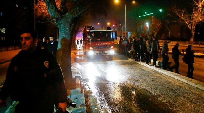 İstanbul'da Ankara Saldırısı Operasyonu! 4 Kişilik Çete Çökertildi!