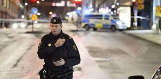 İsveç'te Türk Derneği'ne Saldırı!