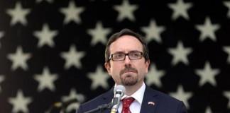 ABD Büyükelçisi Dışişleri'ne Çağrıldı!