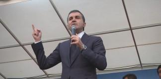 AK Partili Çelik: Başkanlık Sistemi Meşru Bir Sistemdir