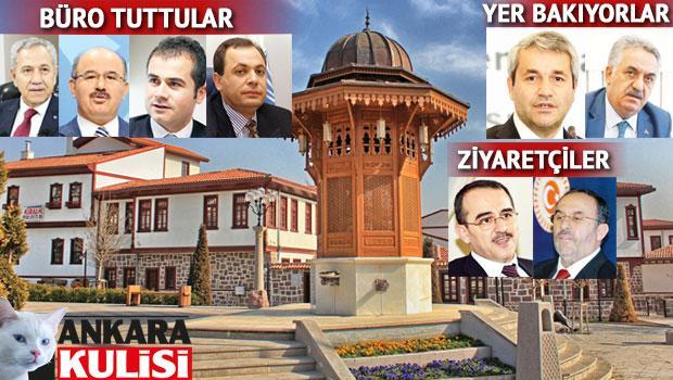 Ak Parti'de Muhalifler Düğmeye Bastı!