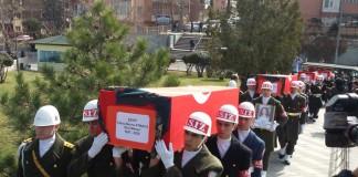 Ankara Şehitlerini Uğurluyor!