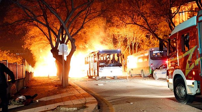 Ankara Saldırısında Şoke Eden İhmal!