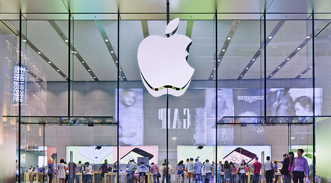 Apple'dan Şifreleri Kırılamayan iPhone