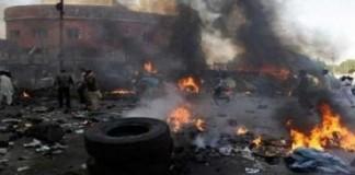 Askeri Kışlaya İntihar Saldırısı: 13 Ölü, 50 Yaralı