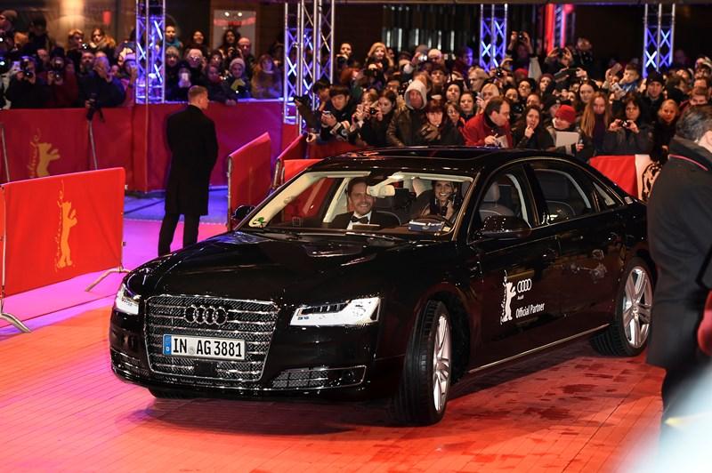 Audi'den Otonom Makam Aracı A8