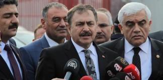 Bakan Eroğlu'ndan Artvin Eylemcilerine Gözdağı!