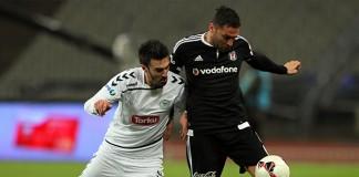 Beşiktaş'a Kupa Şoku!
