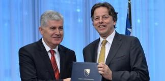 Bosna Hersek'ten AB'ye Üyelik Başvurusu