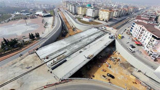 Bu Köprü Türkiye'de İlk Oldu!
