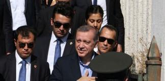 Cumhurbaşkanı Erdoğan'ın Korumaları İçin Bomba İddia!