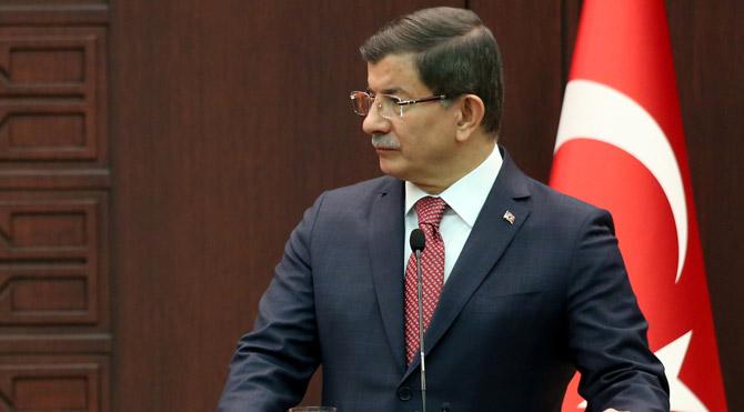 Davutoğlu'ndan Erdoğan'a Mülteci Göndermesi!