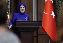 Emine Erdoğan Hakkında Suç Duyurusu!