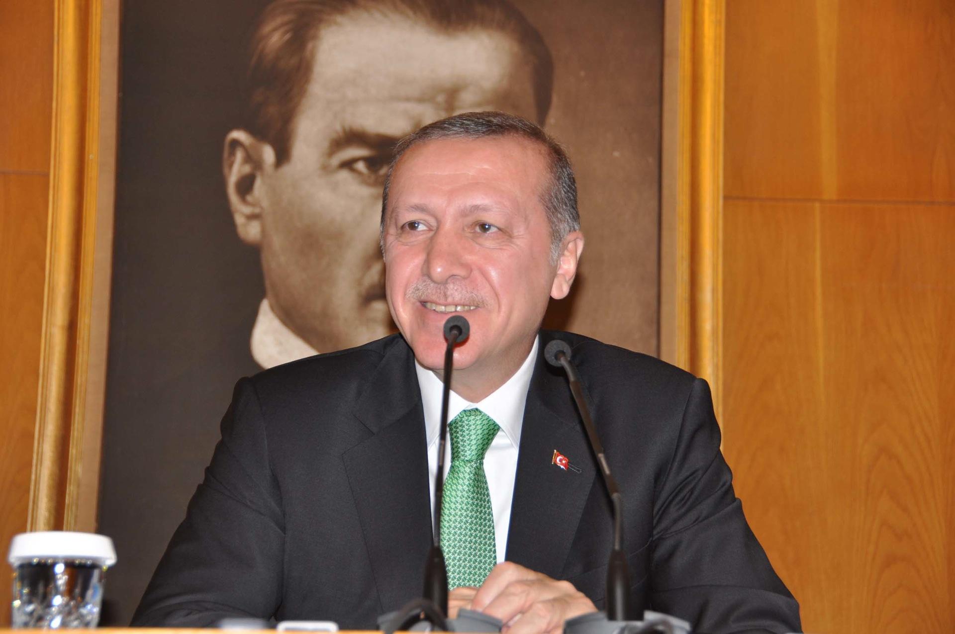 Erdoğan: O İddiaları Gülerek Karşılıyorum