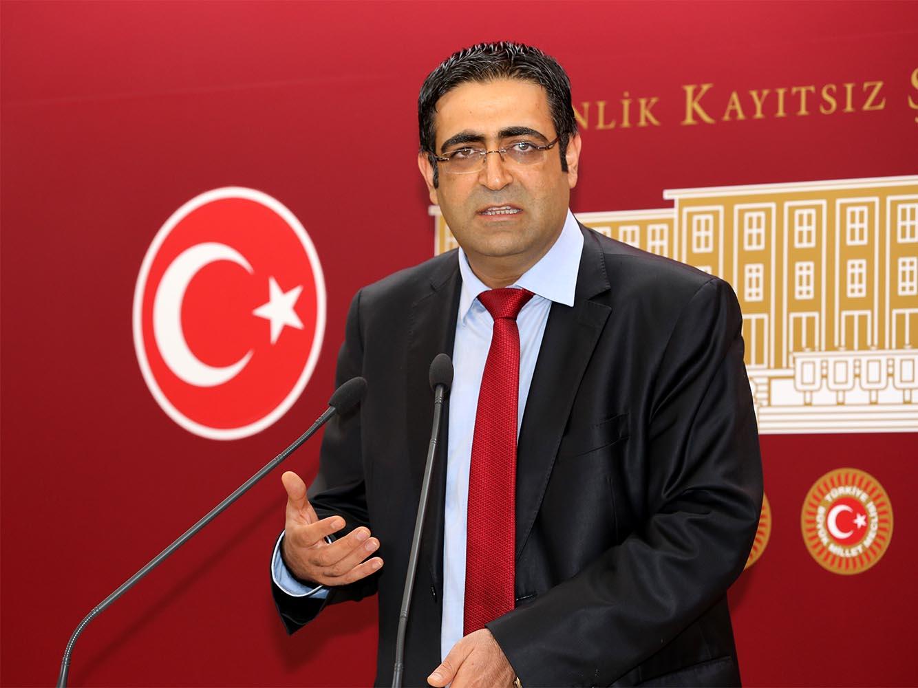 HDP'li Vekil Baluken'den Şok İddia!