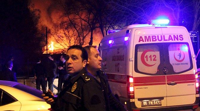 Hain Saldırıda Ambulanstan Önce Yayın Yasağı Geldi