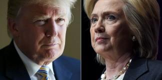 Hillary Bozguna Uğradı, Trump Fark Attı!
