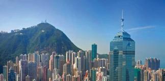 Hong Kong'da İşportacılar Çatıştı!