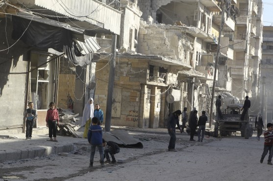 Humus'ta Patlama: 46 Ölü