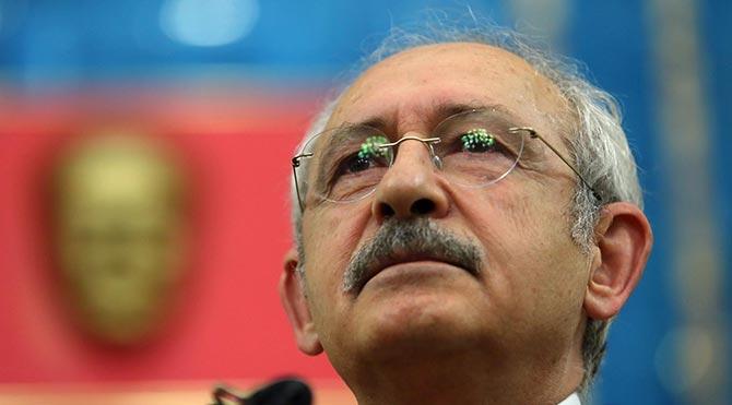 Kılıçdaroğlu'ndan Orgeneral Akar'a Taziye Telefonu