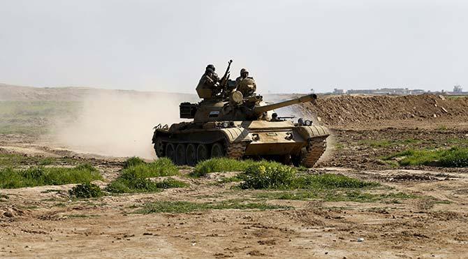 Korkunç Senaryo Suriye'den Önce Irak Karışabilir!