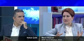 Meral Akşener: MHP'de Değişiklik Olursa Başbakanım