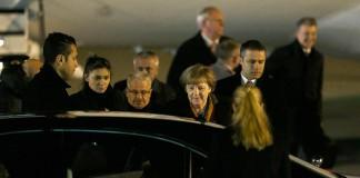 Merkel, Türkiye'ye Geldi!