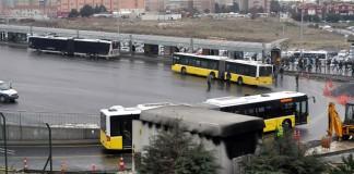 Metrobüse Binenlere Kötü Haber!