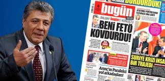 Mustafa Balbay, O Gazeteyi Yalanladı