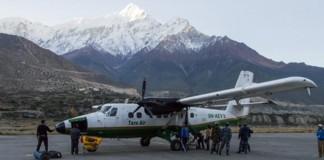 Nepal'de Kaybolan Uçağın Enkazına Ulaşıldı!