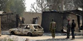 Sığınmacı Kampında Katliam: 58 Ölü
