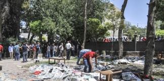 Son 5 Yılda Bombalı Saldırılara 266 Kurban Verdik