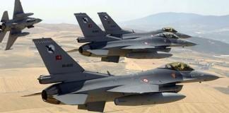 Türk Jetleri, PKK'nın Lider Kadorusunun Bulunduğu Haftanin'i Vurdu