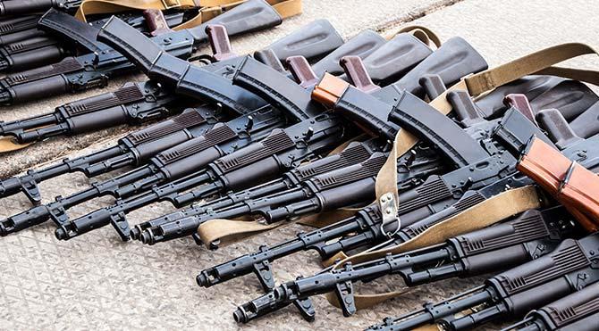 Türkiye, Dünyadaki En Büyük 6. Silah Alıcısı!