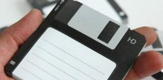 Yıllar Sonra Disket Geri Döndü!