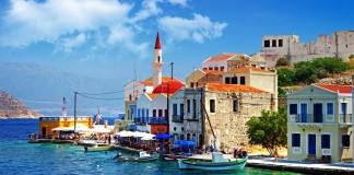Yunanistan'da Sokağa Döküldüler!