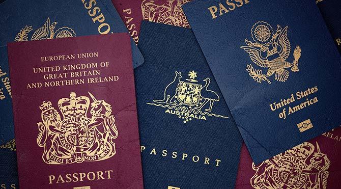 İşte Dünyanın En Değerli Pasaportu!