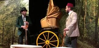 İlk Realist Roman Araba Sevdası Tiyatro Sahnesinde!