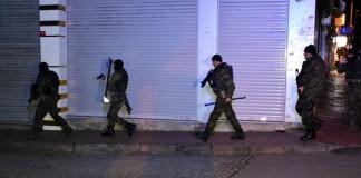 İstanbu'da PKK Operasyonu!