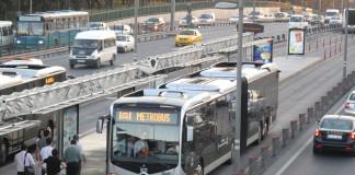 İstanbul'dan Gana'ya Metrobüs!