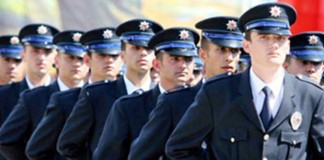 22 Bin Polise 'Şark' Talimatı!