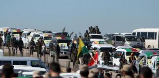 ABD'den PYD'ye: PKK'yı Desteklemeyin