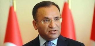 Adalet Bakanı'ndan AYM'ye Şok Suçlama!