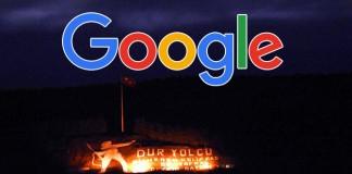 Ayıp Ettin Be Google Amca!